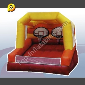 China Basketball shot China inflatable sports games Sp1-046 on sale