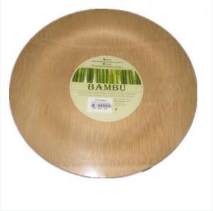 China Kitchenware Bamboo Plate on sale