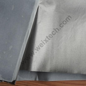 China WX-NBRR100% Pure Nickel Hot-melt Conductive Fabric Item:WX-NBRR on sale
