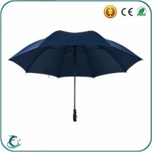 China Popular brand fashion advertising windproof golf umbrella for promotion on sale
