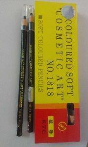 China waterproof eyebrow pull-pencil -brown, Neutral browm,black ,Grey on sale