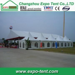 China 10ft x10ft White Pagoda Tent For Sale Model No.:SXP-6 on sale