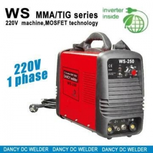 China Tig mma welder WS 250 on sale