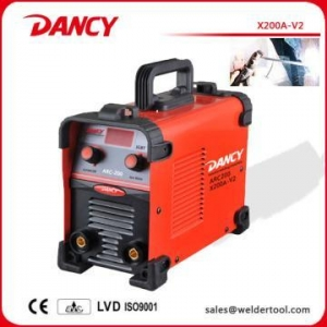 China IGBT low cost metal welding machine MMA welder 200A on sale