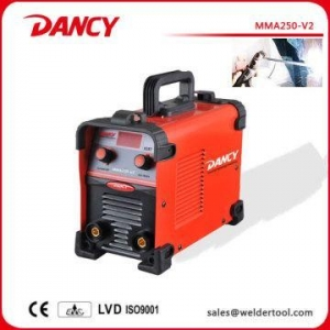 China Inverter manual MMA welder 250 Ampers X250A-V2 on sale