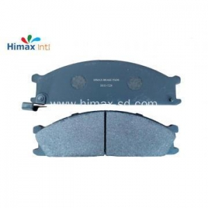 China D333 OE Quality Nissan Pick Up Semi-Metallic Brake Shoe on sale