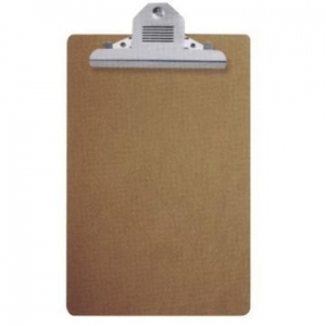 China Clip Board A5 Wooden Clip Board 22040046 on sale