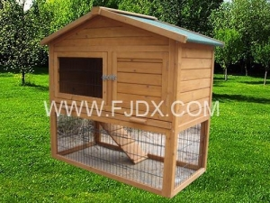 China Wooden Pet House DXR043 on sale