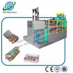 China Integrated Egg Box Making Machine on sale