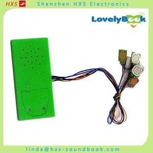 China Sound Module For Books Music box for children books Descriptions on sale