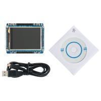 China STM32F103RBT6 Dev Board + 2.8 TFT LCD on sale
