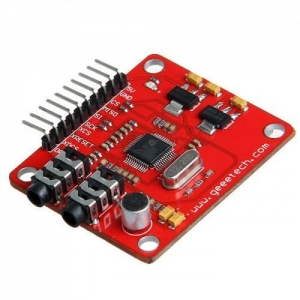 China VS1053 MP3 breakout board (SD card slot) on sale