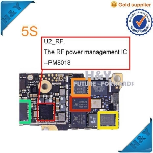 China Original U2_RF the RF power management IC-PM8018 for iPhone 5S on sale