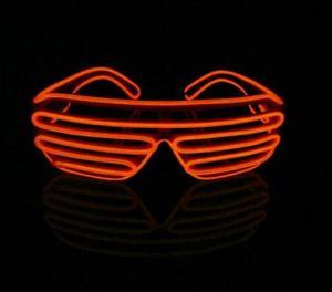 China LIGHTING El Wire Light Shutter Glasses on sale