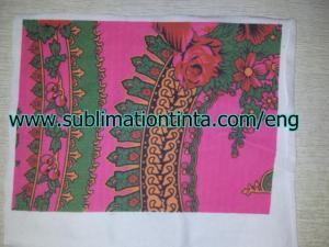 China Sublimation Coating for Cotton Fabric Sublimation coating for cotton on sale