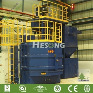 China Hot Sale Turntable Shot Blasting Machines on sale