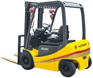China Explosion-proof Forklift Truck on sale