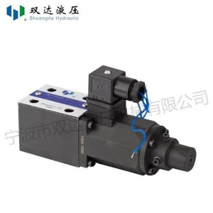China Proportional Electrohydraulic Pilot Relief Valve on sale