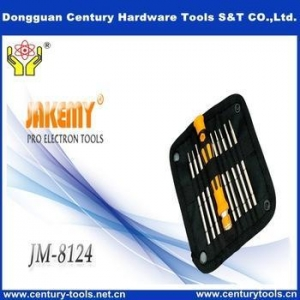 China JM-8124 JAKEMY Screwdriver Set on sale
