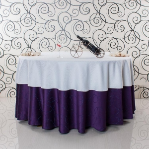 China Fancy Table Cloth for restau... Table Cover on sale