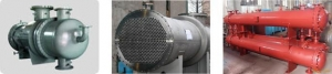 China Shell-tube heat exchanger on sale