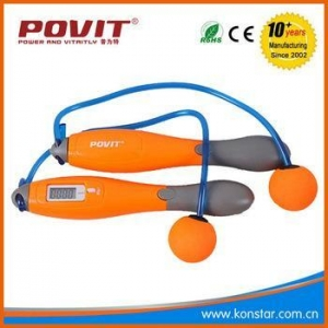 China Jump rope lighted skipping rope,counting jump rope on sale