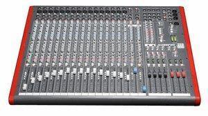 Quality Allen & Heath ALLEN & HEATH Zed-420 16 Mono + 2 Dual Stereo Ch. 6 Aux, 4 groups for sale