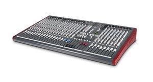 Quality Allen & Heath ALLEN & HEATH Zed-428 24 Mic/Line + 2 Dual Stereo Ch. 6 Aux, 4 groups for sale