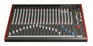 Quality Allen & Heath ALLEN & HEATH Zed-24 16 Mono + 4 Stereo live/recording mixer with USB for sale