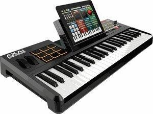 Quality Akai Professional SynthStation49 Keyboard Controller with iPad Dock for sale