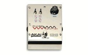 Quality AKAI PHASE SHIFTER Analog Phase Shifter Effects Pedal for sale