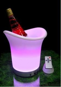 China LED Ice Bucket (Decorative lamp) - rechargeable on sale