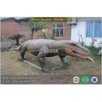 Lifelike Animatronic Animal, Animatronic Megalania Model