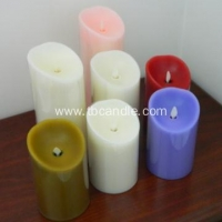 real wax luminara battery operated flameless candles