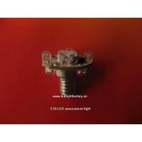 China E10/E17 LED bulbs light E10 12LED amusement light on sale
