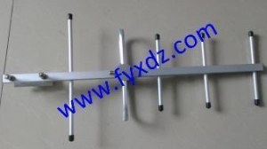 China 470-862MHZ 5elements Directional Yagi antenna on sale