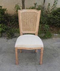 China New Style American Ash Wooden Wedding Chair Classical Danish Designing Cover Vintage Ratten Chair on sale