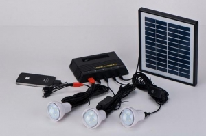 China solar system Mini solar energy system with CE, RoHS Certificates on sale