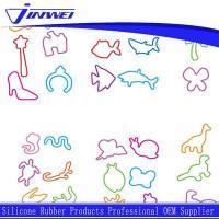 Animal rubber band beautiful color animal shape band