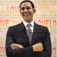 Contact Now Celebrity Silicone Wax Statue Of Obama