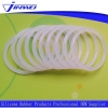 China O-Rings Clear Silicone Rubber O Ring for sale