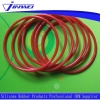 China O-Rings Excellent Silicone Rubber O-ring for sale
