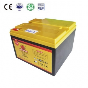 China 12V 24AH electric motorcycle battery on sale