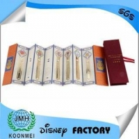 China custom magnetic bookmark on sale