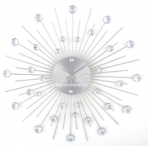 China decoration wall clock Decorative antique metal wall clock decoration wall clock on sale