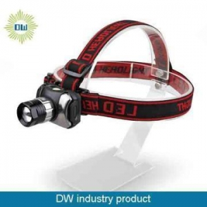 China Wide Angle Aluminum Body Cree T6 Headlamp on sale
