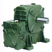 China Double Stage Worm Reducer on sale