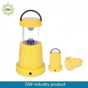 China Portable rechargeable led hanging camping solar lantern on sale