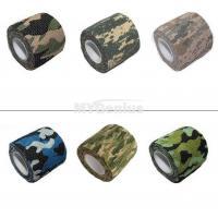 Non-woven Elastic Camouflage Cohesive Bandageg
