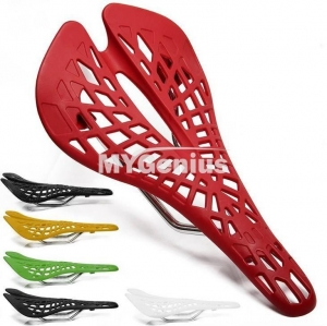 China Cycling Saddle Cushion Plastic Bicycle Seat Bike Saddle on sale